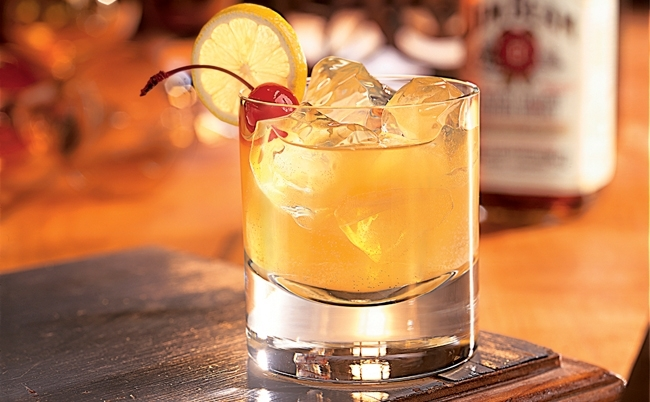 Whisky sour – Cocktails mit Whisky