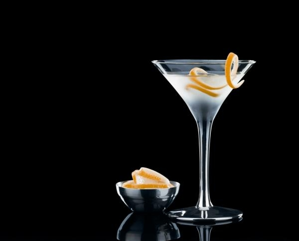 Der Cocktail Vesper
