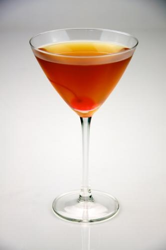 Der Cocktail Rob Roy